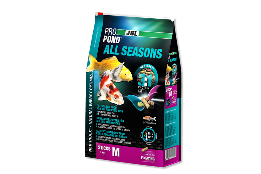JBL ProPond All Seasons M 1,1kg/6L купить